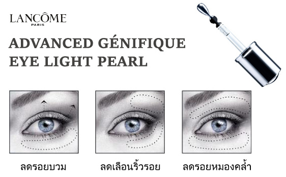 Lancome Genifique Eye Light Pearl