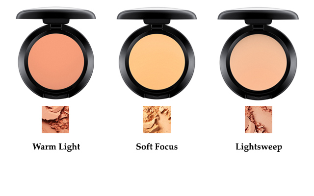 mac shaping powder