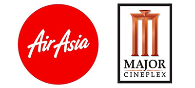 AirAsia -  Major Cineplex Logo