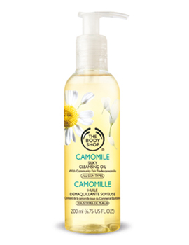 the body shop cleansing