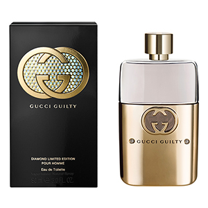 GUCCI GUILTY PH DIAMOND LIMITED EDITION