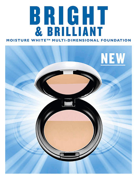THE BODY SHOP Moisture White Bright Compact Foundation