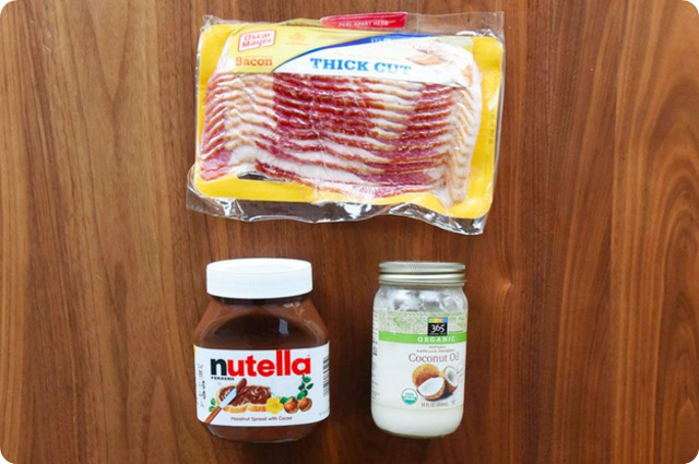 Bacon Nutella