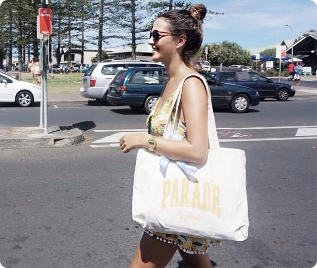 eco bag fashion