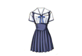Suspender Skirt Uniform