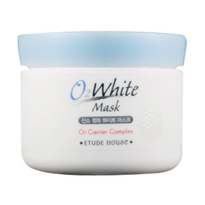 O2 White Mask Pack
