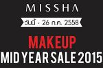 MISSHA Makeup MID YEAR SALE 2015