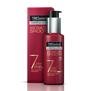 Keratin Smooth Heat Activated Treatment