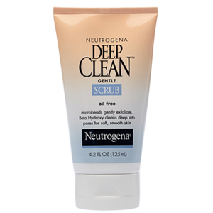 Deep Clean Gentle Scrub