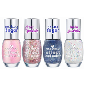 new in town effect nail polish