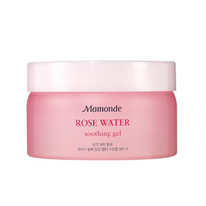 Rose Water Soothing Gel
