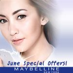 Shop.Maybelline.co.th Special Offers in June