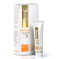 Physical White Sunscreen SPF 52