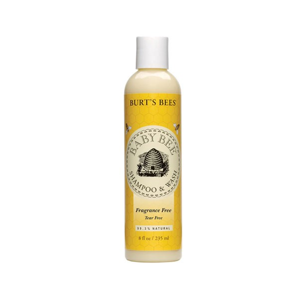 Baby bee shampoo & Wash Fragrance free