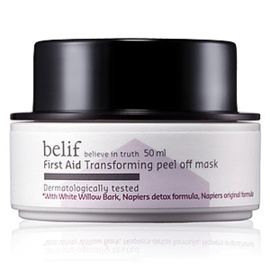 First Aid – Transforming peel off Mask