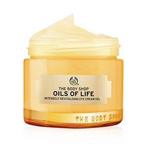 Oils of Life Intensely Revitalising Eye Cream-Gel