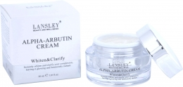 Lansley Alpha-Arbutin Whiten & Clarify Cream