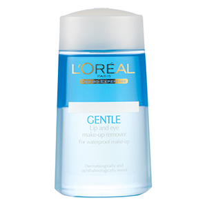Gentle Lip & Eye Make-Up Remover
