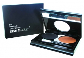 GINO McCRAY Pro Make-Up Cake Liner