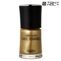 Party lover nail GD03 pearl gold