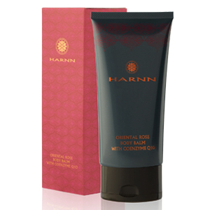 Oriental Rose Body Balm with Coenzyme Q10