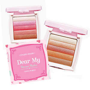 DEAR MY SHIMMER BLUSHER