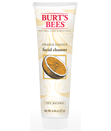 Orange Essence Facial Cleanser