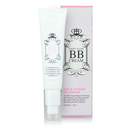 BISOUS BISOUS GOLD CAVIAR BB CREAM SPF50 PA+++