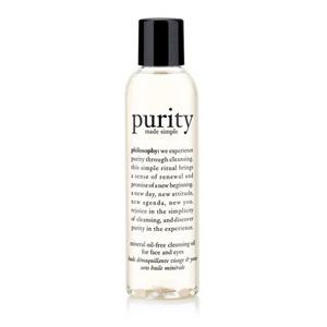 Purity Made Simple Mineral Oil-Free Cleansing Oil for Face and Eyes