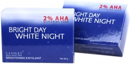 LANSLEY AHA 2% Soap