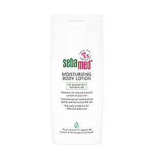 BODY MOISTURIZING LOTION