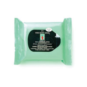 Tea Tree Oil Daily Cleansing Wipes