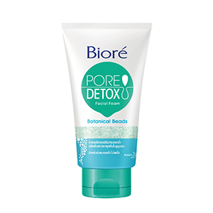 Pore Detox Botanical Beads Facial Foam