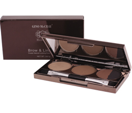 GINo McCray Heritage Brow & Liner Kit