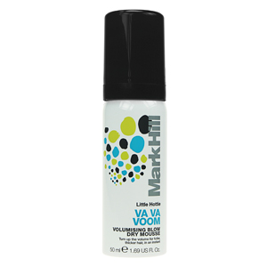 Little Hottie Vava Voom Volumising Blow Dry Mousse