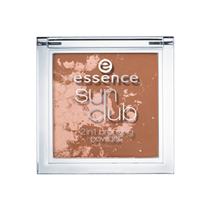Sun Club 2in1 Bronzing Powder
