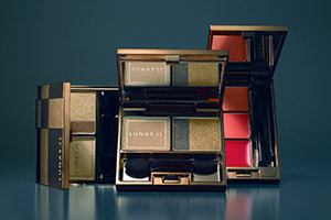 A Touch of Soft Gold Collection Purify Makeup
