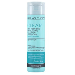 CLEAR Regular Strength Targeted Acne Relief Exfoliating Toner