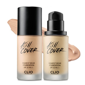 KILLCOVER HIGHEST WEAR FOUNDATION