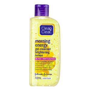 Morning Energy Gel Cleanser Brightening