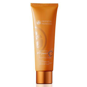 Natural Power C Miracle Brightening Complex Clear Cleansing Gel