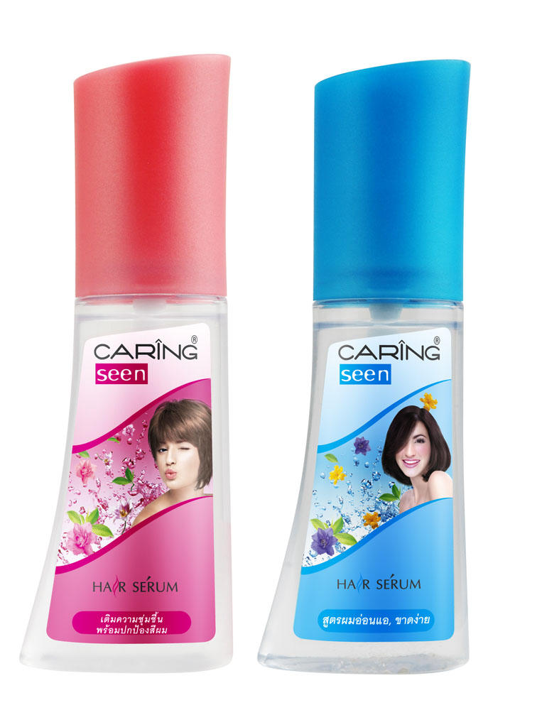 Caring Seen Hair Serum