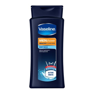 Vaseline Men Body Wash Active Whitening
