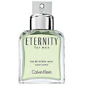 Eternity Men Eau de Toilette 100 ML.