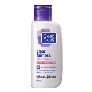 Clear Fairness Moisturizer SPF30