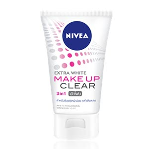 EXTRA WHITE MAKE UP CLEAR MUD FOAM