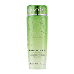 Énergie de vie Smoothing & Plumping Pearly Lotion