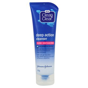 Deep Action Cleanser