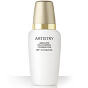 Absolute Oil-Control Foundation SPF 15