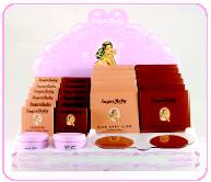 Shake your beauty luminising complextion powder